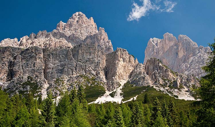 Full Day Private Tour of Dolomites & Cortina